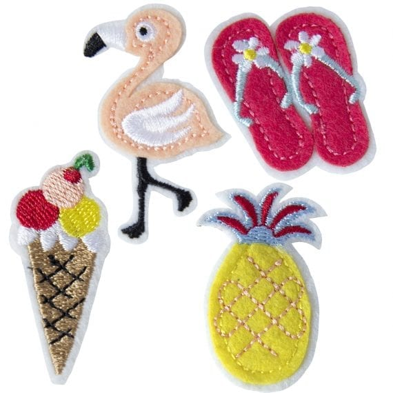 A1007 Summer Assorted 4 pieces