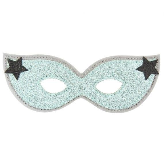 P0207 Mask Glitter Light Blue