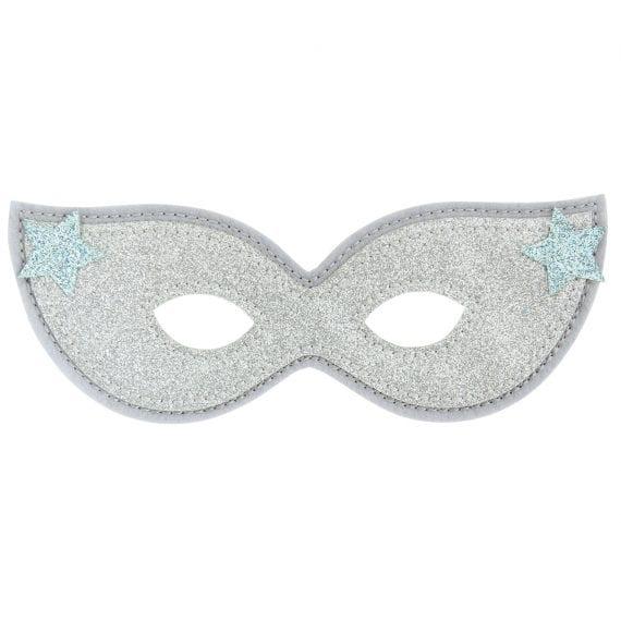 P0207 Mask Glitter Silver