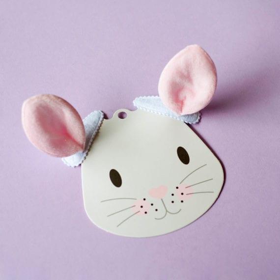 Hairclips Bunny Ears