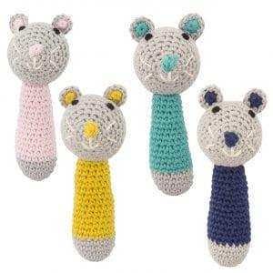 C0218 Crochet Mini Mouse SET