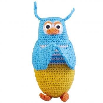 Crochet meneer de uil