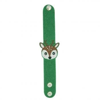 bracelet woodland deer
