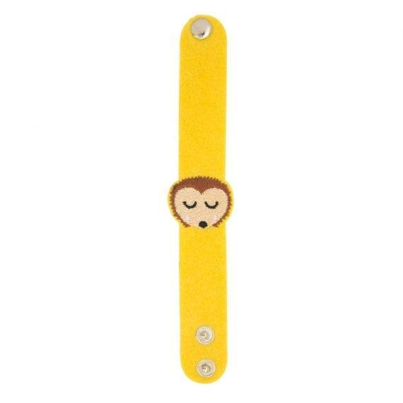 bracelet woodland hedgehog