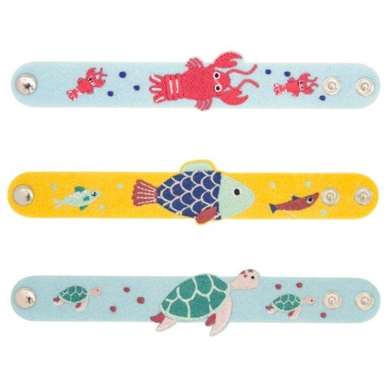 bracelet sea animals