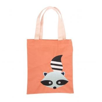 Bag woodland raccoon
