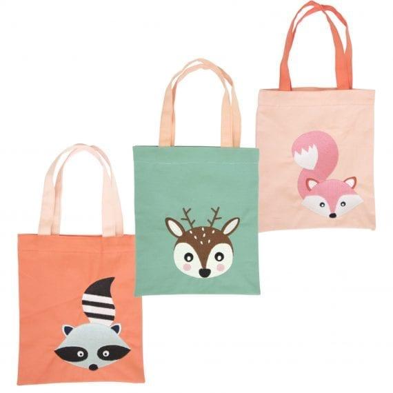 Bag Woodland animals