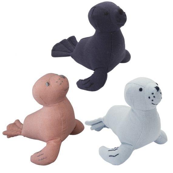 Seal Linen Small