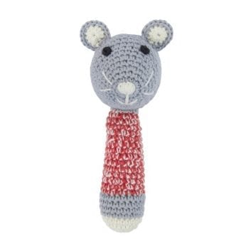 Crochet Rattle Julia