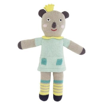 Knitted Doll Koala Zoe