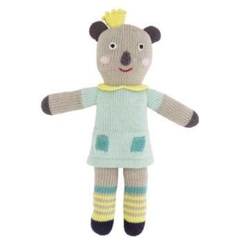 Knitted Doll Koala Zoe