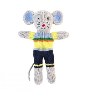 knitted mini mouse boy