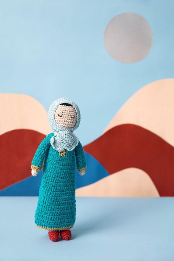 Crochet Doll Farah
