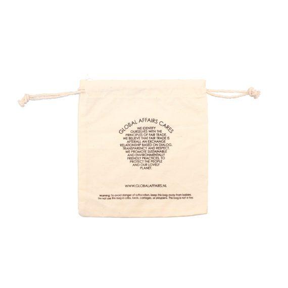 Cotton Bag Small Back