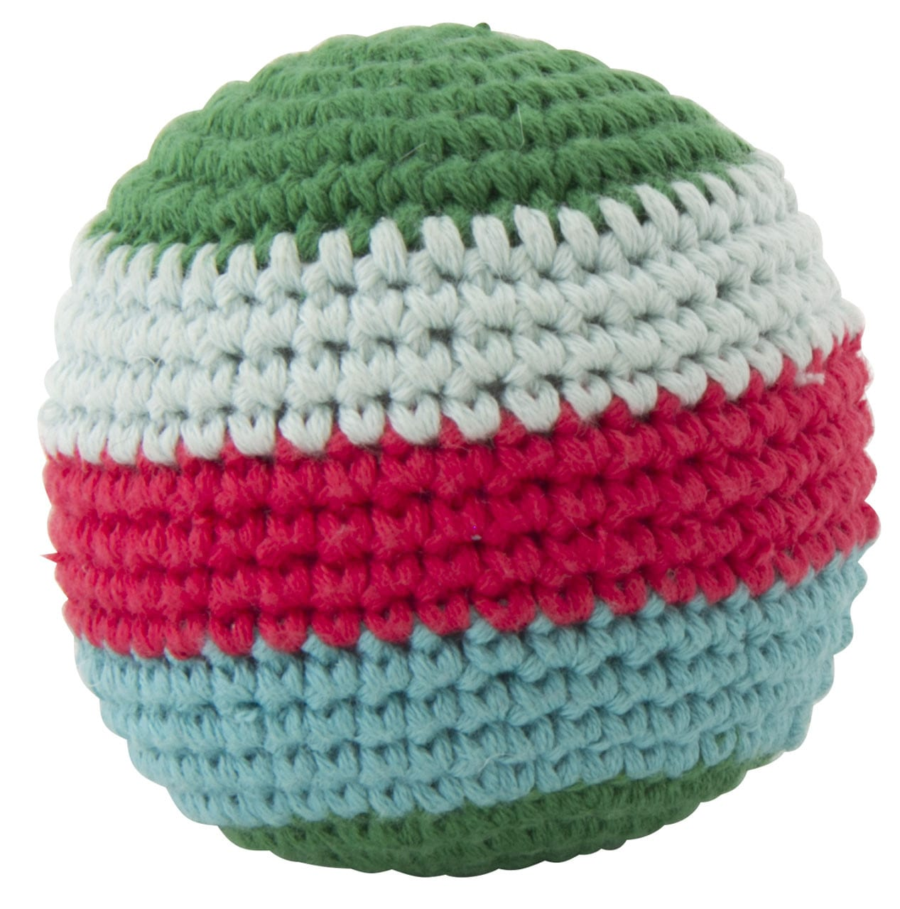 Crochet Ball Small Stripe With Beep Global Affairs